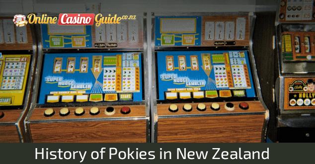 History of Pokies in New Zealand